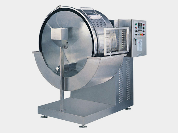 Series GHE Interlayer Heating & Circulating Stainless Steel Temperature-Controlled Laboratory drum